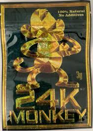 24K Monkey – Classic Incense 10g