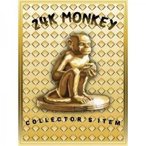 24K Monkey Classic Incense